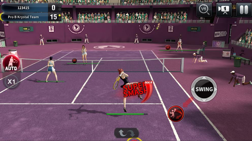 Ultimate Tennis screenshot 15