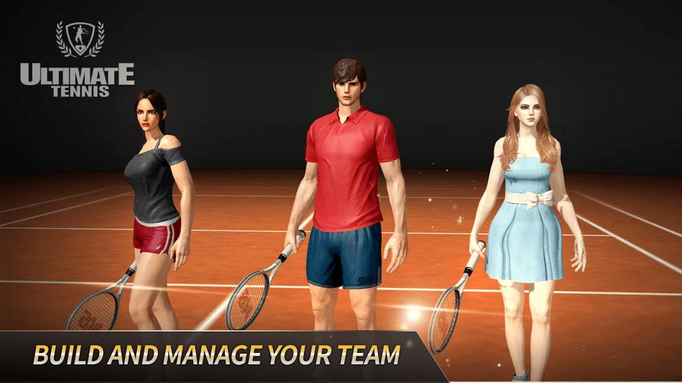 Ultimate Tennis screenshot 2
