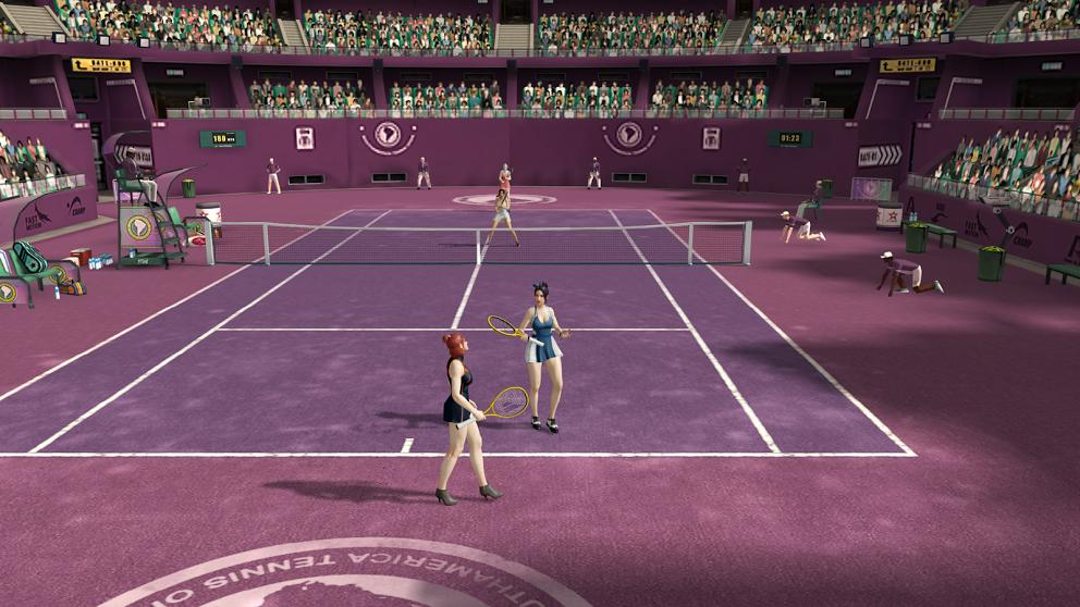 Ultimate Tennis screenshot 24